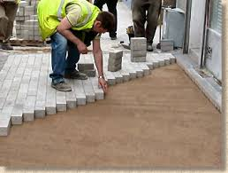 How Many Pavers Do I Paving Expert Aj Mccormack And Son Laying Flexible Block Paving