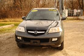 2005 acura mdx steel blue used sport suv