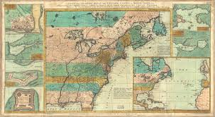 Accurate Map Of The World 1755 To 1759 Pennsylvania Maps