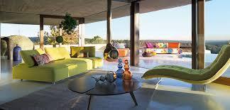 roche et bobois canapé outdoor lounges the escapade sofa by roche bobois