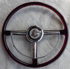 Vintage Ford Truck Steering Wheel - custom wheels quality restorations inc
