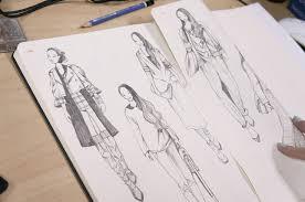 vikki u0027s sketch of shini of park u0026 cube on fashionary a4 womens