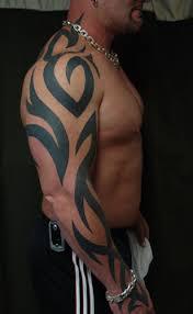 20 beautiful tribal sleeve tattoos only tribal