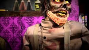 lil skelly bones spirit halloween spirit halloween the attic 2014 youtube