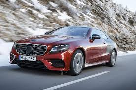 pictures of mercedes e class coupe 2017 mercedes e class coupe we take a ride autocar