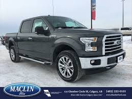 new 4 door jeep truck used 2017 ford f 150 xlt xtr 4 door pickup in calgary ab 17f14348