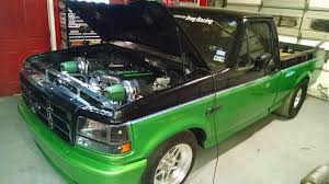 Ford Explorer Engine Swap - ford lightning with a twin turbo coyote v8 u2013 engine swap depot