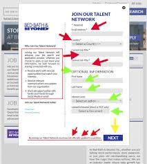Bed Bath And Beyond Career Bed Bath Beyond Application 38 Images How To Apply For Bed