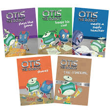 otis the robot readers and manual lda resources