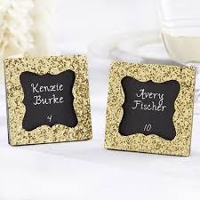 picture frame wedding favors wedding glitter frame