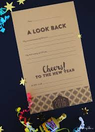 new year s cards 2017 new years printable resolution cards