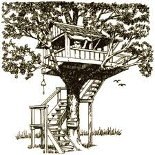 I Have Built A Treehouse - treehouses book you can actually build