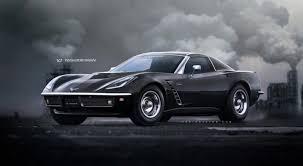 c7 corvette pictures retro c7 corvette rendering infuses camaro gm authority