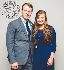 all about joseph duggar u0027s surprise engagement at sister joy anna u0027s
