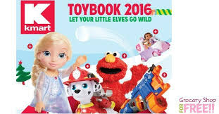 kmart black friday ad kmart toy book ad 2016