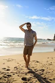 mens beach fashion 16 cool summer outfit ideas for men