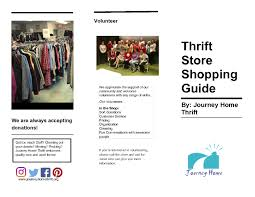 shopping guide blog u2013 journey home thrift