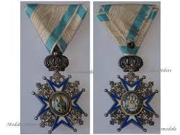 serbia ww1 order sava 1883 v cls green robe 1921