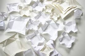 geschirr design origami geschirr moij design crowdfunding projekt