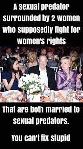 Sexual Harassment Meme - meme perfectly illustrates how harvey weinstein and hillary feel