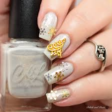 nail drama nail art box december 2016 polish and paws