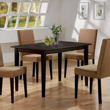 Cappuccino Dining Room Furniture Cappuccino Finish Dining Room U0026 Kitchen Tables Shop The Best