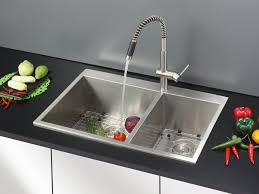 black faucet with stainless steel sink kitchen kitchen sinks and faucets sink kitchen sink with