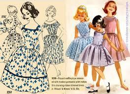 girls as little women 1950 u0027s and women as little girls 1960 u0027s