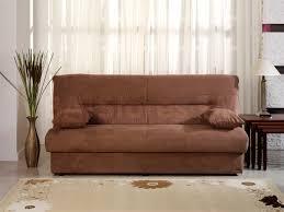 brown microfiber sofa bed 448 95 regata sofa sleeper rainbow obsession truffle sofa beds 9