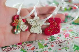 make your own clay ornaments about a