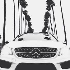 mercedes palm dear l a thank you for lining streets with palm trees paul