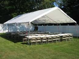 affordable tent rentals party time tent rentals serving portage summit county ohio