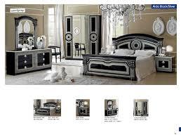 barocco bedroom set bedroom black bedroom set lovely barocco black and gold veneer