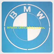 BMW Stencil