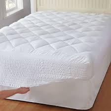 Queen Mattress Topper Bed U0026 Bath Foam Mattress Pad And Feather Bed Topper For Mattress
