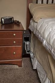 bedroom gun safe stack on biometric lock gun safe reviews wayfair
