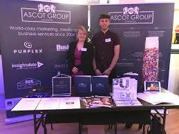 purplex attends weston college recruitment event purplex marketing