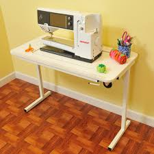 Folding Sewing Machine Table Arrow Gidget Ii Sewing Table Walmart Com