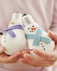 turn light bulbs into ornaments learn how to