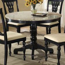 dinning formal dining room furniture granite top kitchen table