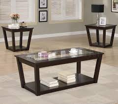 Oak And Glass Side Table Coffee Table Glass Coffee And End Table Set Safeti Me Oak Tables