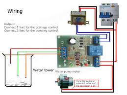 Bathtub Water Level Sensor 12v Dc Water Level Switch Sensor Controller Water Tank Tower
