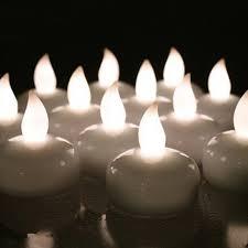 floating led tea lights asypets 12pcs floating candle l led tea light candles wedding