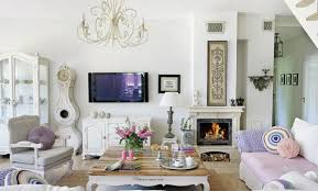 chic home interiors shabby chic style home design ideas