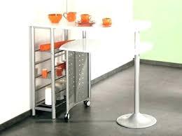 table de cuisine haute avec rangement table bar cuisine avec rangement bar de cuisine avec rangement table