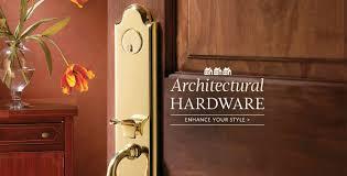 Baldwin Entrance Door Hardware Home Ring U0027s End