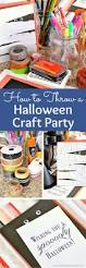 Easy Halloween Party Crafts by 1624 Best Halloween Projects Recipes And Decor Images On