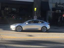 tesla model 3 wall street whispers spy photos and undercover