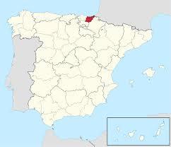 San Sebastian Spain Map by Gipuzkoa Wikipedia