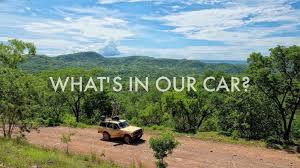 survival truck gear overland vehicle equipment and gear list for traveling africa